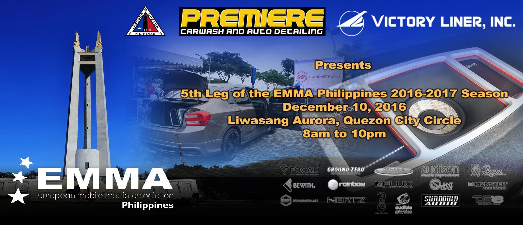 EMMA Philippines Leg 5: Quezon City @ Quezon City Memorial Circle Liwasang Aurora